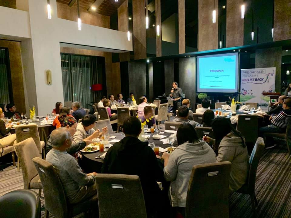 Primary Care Updates on Lower Urinary Tract Symptoms July 26, 2019 Lorenzo's Grill, Roxas City Speaker: Dr. Federico Acepcion